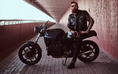 Guide taille : blouson moto